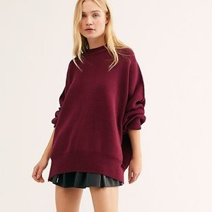 Free People Easy Street Tunic - NWT